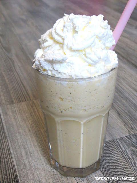 Vanilla Bean Frappuccino a la Starbucks