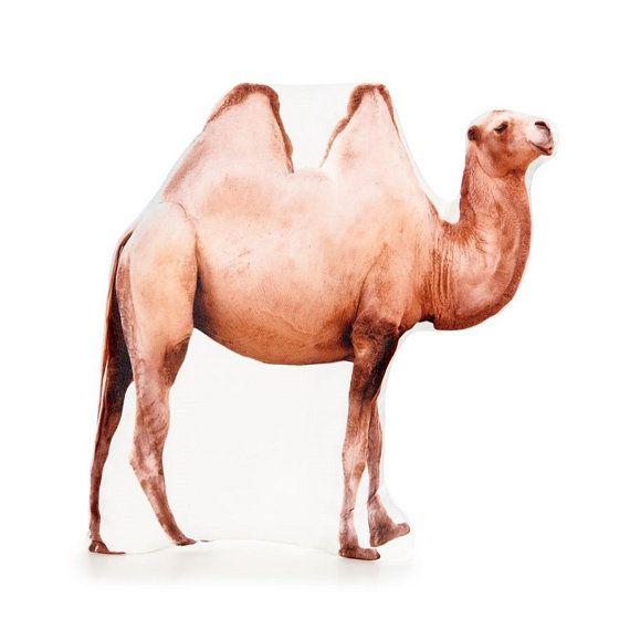 Camel pillow camel cushion pet cushion animal pillow