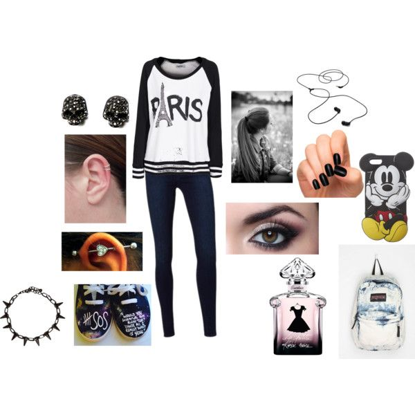 """II"" by julieety on Polyvore"
