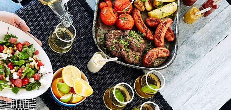 Grilliopiston tarjoaa K-ruoka.fi. Tuhdisti asiaa grillauksesta. http://www.k-ruoka.fi/grillaus/grillausvinkit/?utm_source=nettisivu&utm_medium=Pinterest&utm_campaign=Pinterest_grill4_290615 #grilliopisto #grillaus #grilliruokaa