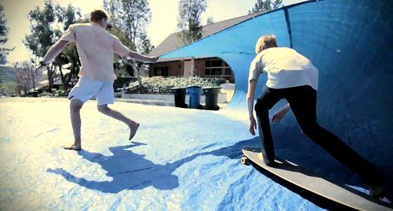 The best tarp surfing videos ever