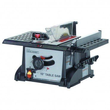 10 inch 15 Amp Industrial Bench Table Saw with blade wrench, miter gauge, push-stick, and rip fence    Table Saw Miter Gauge  Table Saw Sled  Skill Table Saw  Used Table Saws For Sale  Miter Saw Table  Table Saw Blades  Jobsite Table Saw  Ridgid Portable Table Saw  Table Saw Accessories  Table Saw Dado Blade  Ryobi 10 Inch Table Saw  Ryobi Portable Table Saw  10 Table Saw  Table Saw Safety  Shop Fox Table Saw  Table Saw Dust Collection  Ridgid Table Saw  Table Saw Push Stick  Cabinet Saw