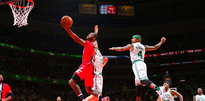 It was a hot start for the 19-20 Washington Wizards who handled the 22-19 Boston Celtics early on last night at the Verizon Center. Wizards point guard John Wall ignited...