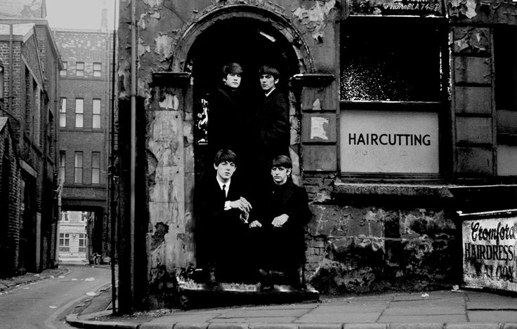 Beatles Cromford Court Manchester