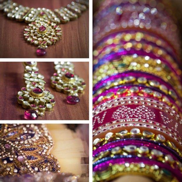 Indian wedding - Jewellery