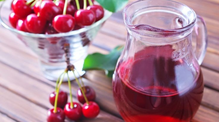 Juice for Insomnia - Tart Cherry Juice
