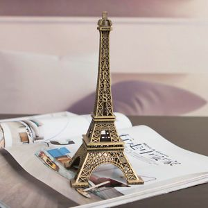 Home Decor Eiffel Tower Model Art Crafts Creative Gifts Travel Souvenir Oy | eBay - http://www.ebay.com/itm/like/281857479221?ul_noapp=true&chn=ps&lpid=82