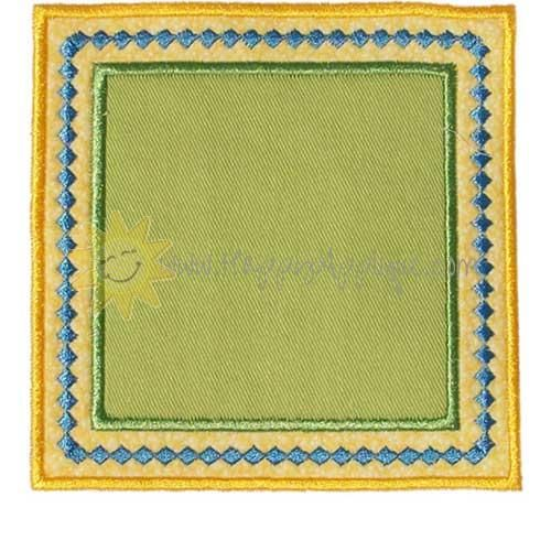 Orthopaedic Prayer Rug: 104 Best Machine Embroidery Frames,Accents, And Patches