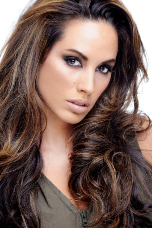 Brunette Hair Color Trends 2013 Ecstasy Models Natural
