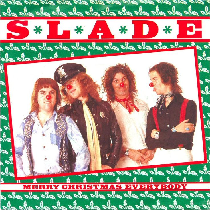 45cat - Slade - Merry Xmas Everybody / Don't Blame Me - Polydor - UK - 2058 422