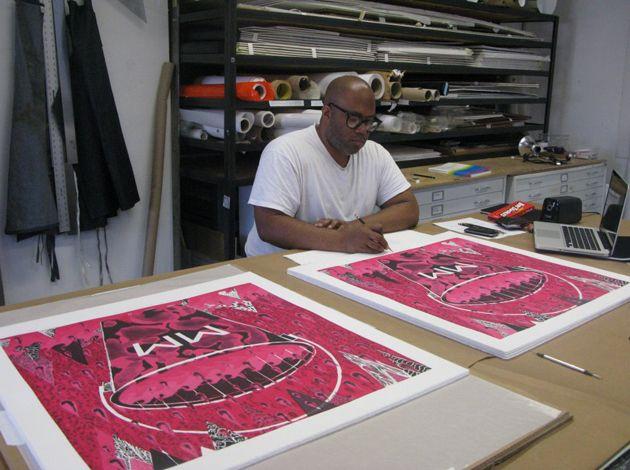 leroy neiman center for print studies  #leroyneiman #leroyneimanforprintstudies #printing #columbiauniversity #newyork #newyorkprinting #dodgehall #printstudies