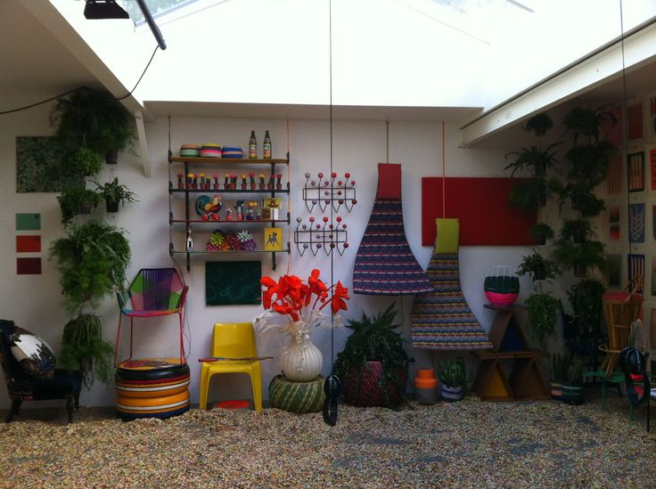 LobsterHouse tijdens Inside Design 2013 | ELLE Decoration NL