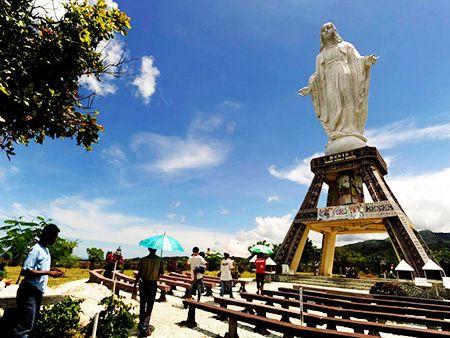 Patung Maria Bunda Ratu Segala Bangsa, Kab. Sikka