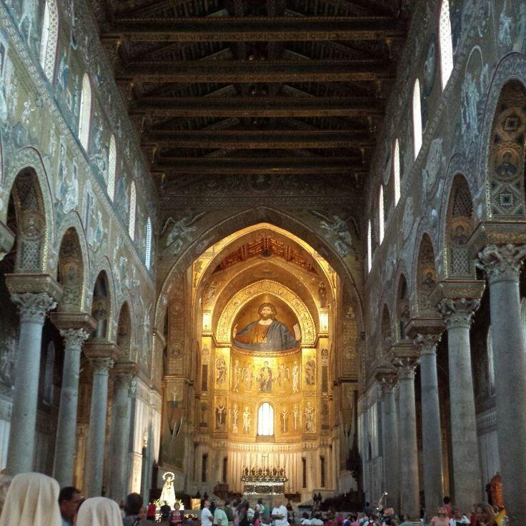 Duomo di Monreale #monreale #palermo #sicilia #sicily #italy