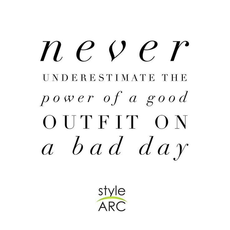"Style Arc on Instagram: ""Ain't that the truth  What's your go-to outfit to make you feel great on a bad day? Show us using #stylearc"""