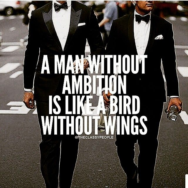 Man with Ambition have made their mark throughout History
