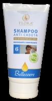 Anti Caduta BIO - 150 ml  Per capelli tendenti al diradamento fisiologico o legato a particolari situazioni di stress psico-fisico. Previene l'invecchiamento del capello, rinforzandolo.
