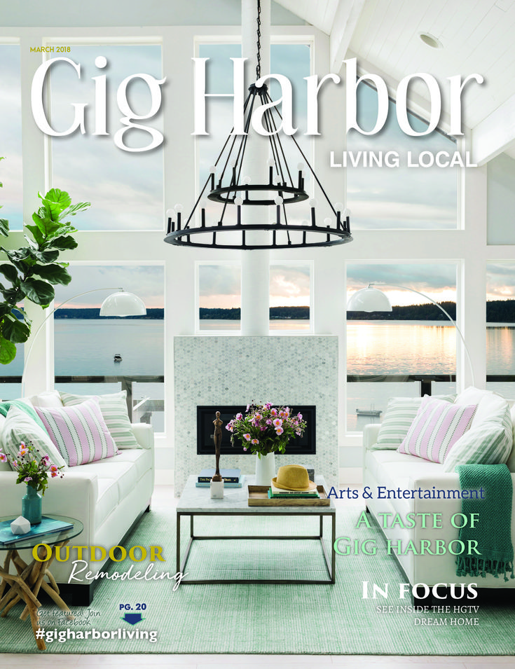March 2018 Gig Harbor Living Local
