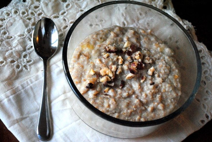 Banana Vanilla High Protein Oatmeal