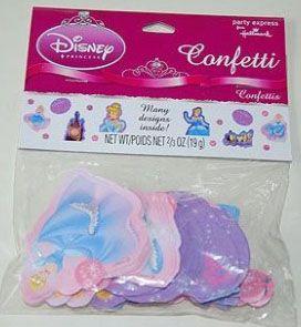 Askungen konfetti | Allt för barnkalas, kalas, födelsedagskalas och maskerad för barn
