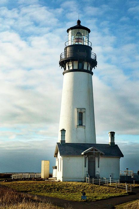 May 2012 - Yaquina Head Lighthouse - didn't get up close, viewed from road viewpoint.