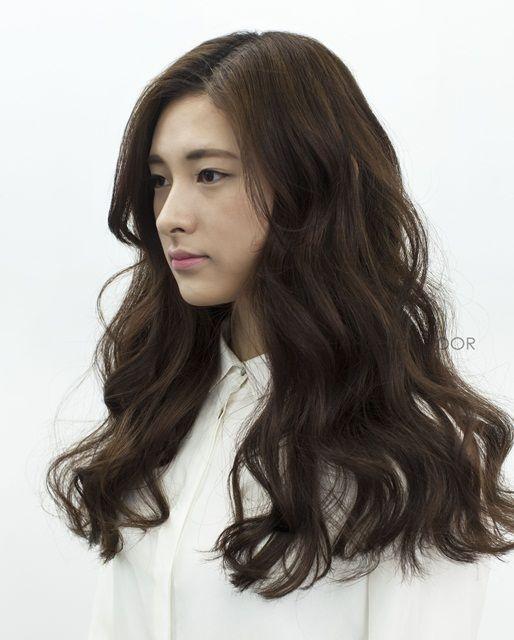 Shimmer bold wave #long #hair #beauty #cut #chahongardor