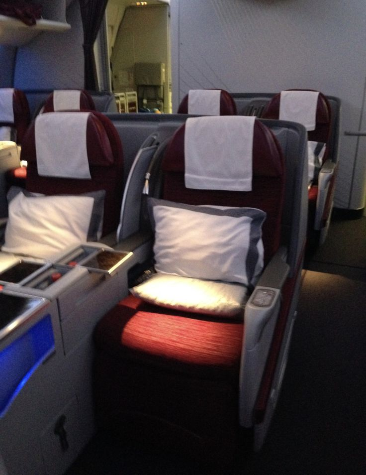 Business class, airline, travel