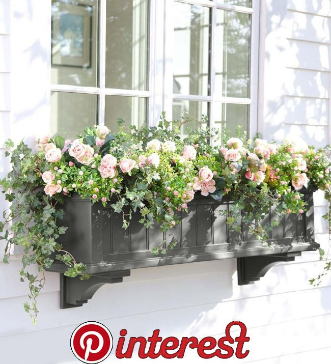 128 Garden On Small Balcony Window Box Flowers Window Planter Boxes Window Planters