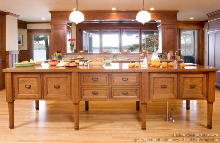 475 Best Images About Kitchen Islands On Pinterest