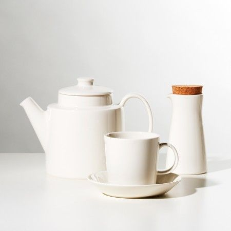 A pure classic Teema Tea and Coffee Service Set