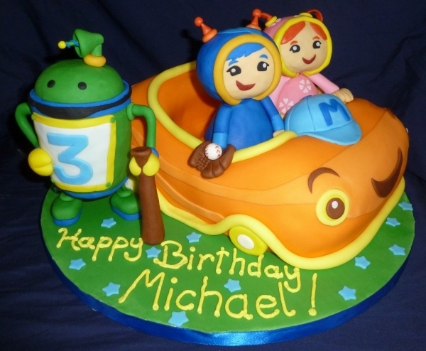 15 best images about Umizoomi on Pinterest | Fondant ...