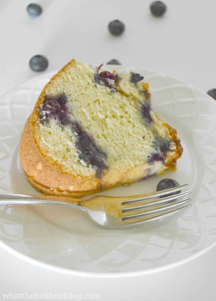 This Blueberry Coffee Cake is a super moist sour cream coffee cake chock full of gorgeous blueberries that are bursting with flavor.