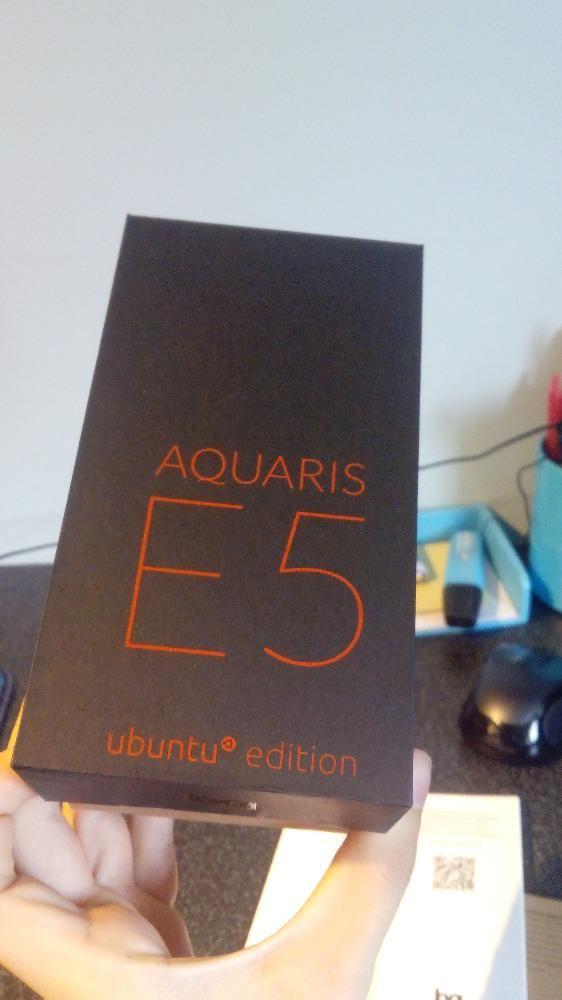 Bq Aquaris E5 Ubuntu Edition Ubuntu Phone