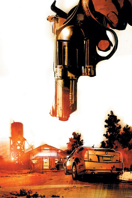 Scalped Issue #24 : Cover