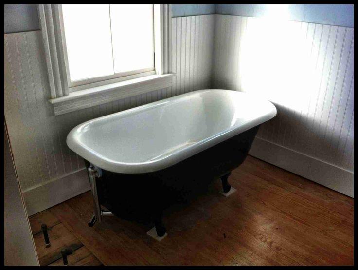Cute Paint Cast Iron Tub Ideas The Best Bathroom Ideas lapoupcom