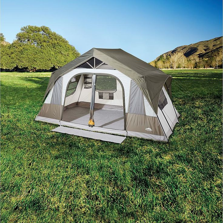 Northwest Territory Canyon Ridge Tent 14 X 8 Fitness