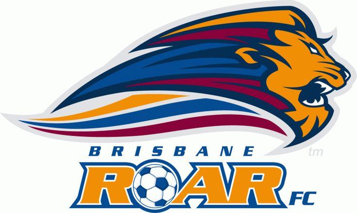 Brisbane Roar FC Primary Logo (2005) -