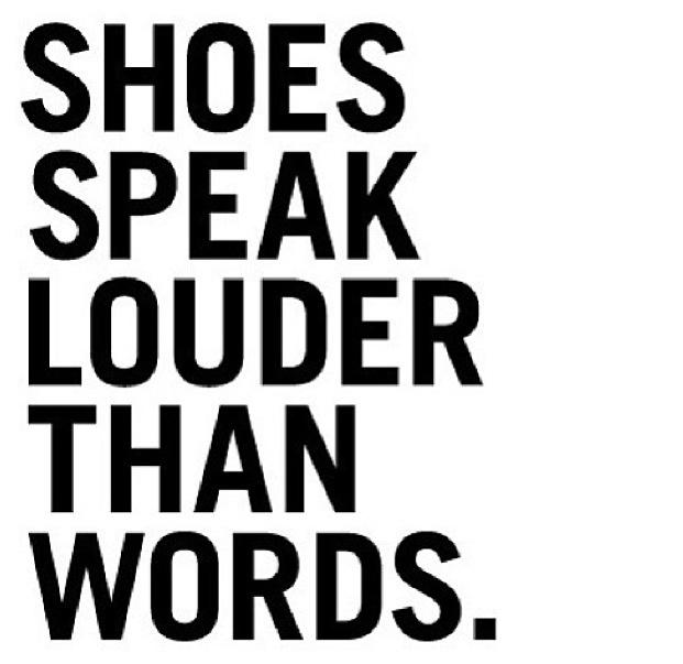 46 best shoe love is true love images on pinterest my shoes speak louder than words publicscrutiny Images