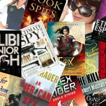 young adult action books