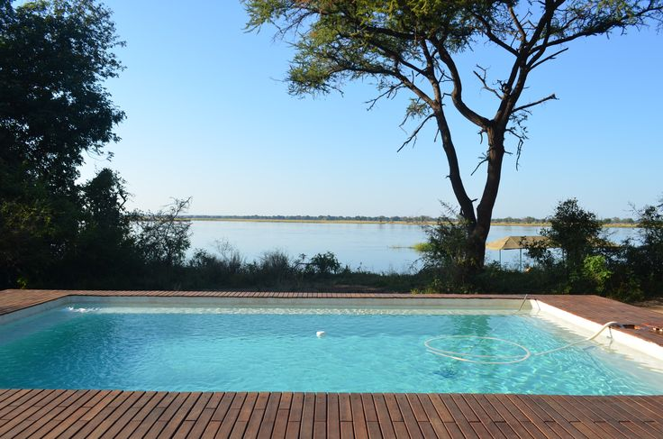 Chiawa, our Happy Place and the ultimate pool view.