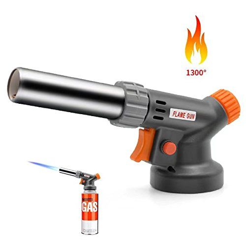 Butane Torch, AQQEF Kitchen Torch with Poize Ignition Blo... https://smile.amazon.com/dp/B075YNYYR6/ref=cm_sw_r_pi_dp_U_x_0jglAbFMT86BK