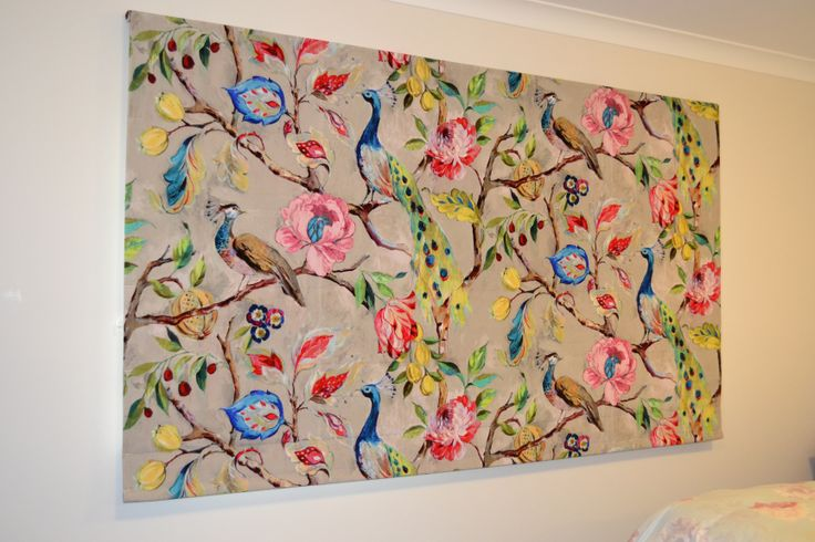 Roman Blind that can look like art work when closed