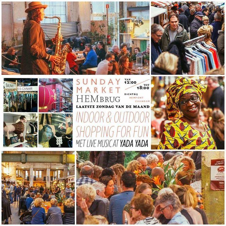 Sunday Market Yada Yada 26 maart 2017 http://deorkaan.nl/waarheen-passie-concert-frank-boeijen-toasters-streetfishing/