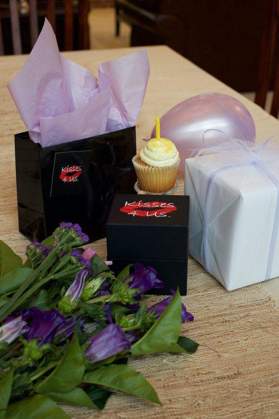 Kisses 4 UsR Birthday Gift For Her Wife Girlfriend Romantic Flirty