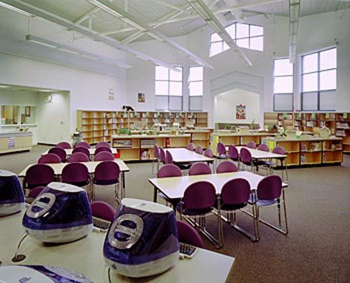 School Interior Design Ideas | Interior Design For School