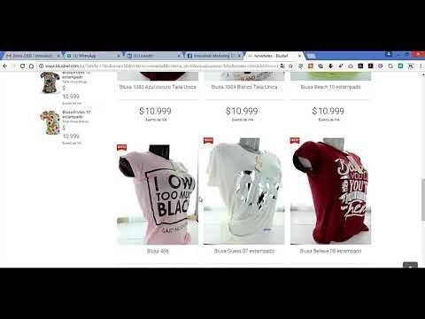 cómo promocionar una tienda de ropa online en Internet en -  México, Nicaragua, Panamá, Paraguay, Perú  <!---->
