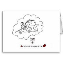 Sweet Love Card For Him!