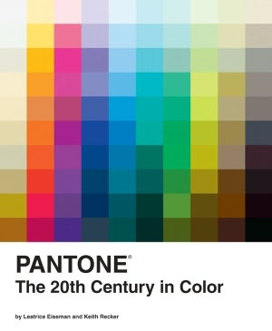 Pantone through 20th C by Leatrice Eiseman and Keith Recker Iconic images from each decade and the color palettes they inspired-a trip down memory lane.