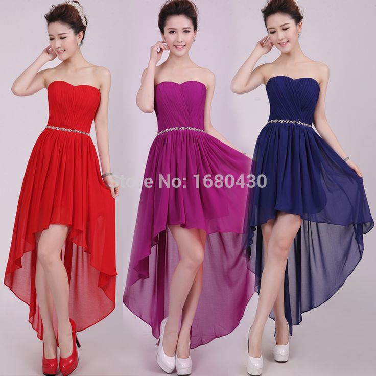 front short back long red sleeveless sweetheart 8th grade off the shoulder purple homecoming dresses 2014 for high school