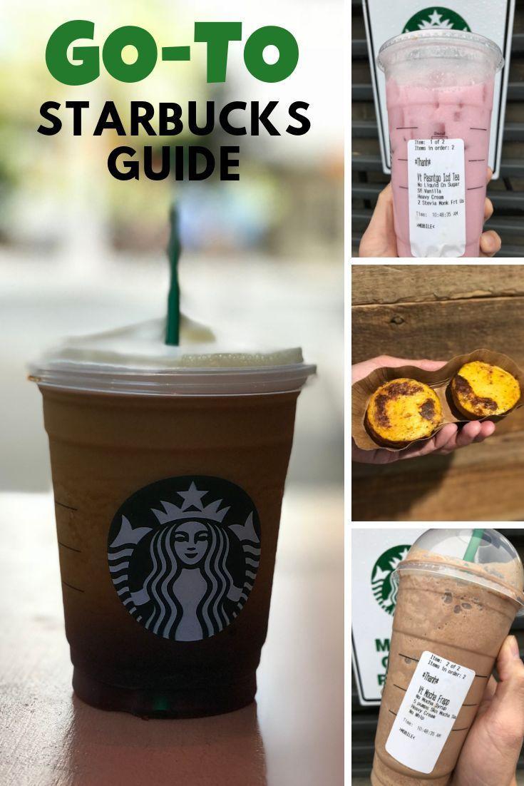 Low Carb Starbucks Drinks: How to Order Keto at Starbucks [2019]   – Keto Coffee Ideas